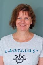 Die Logopädin Anneli Matern